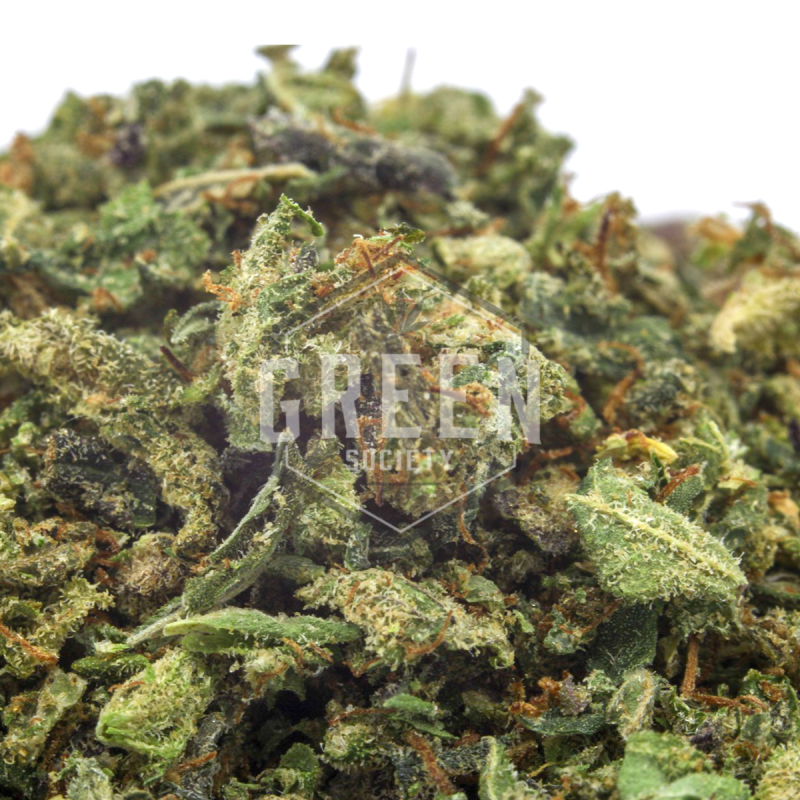 Premium AAAA+ Grade Trim by Green Society - Image © 2018 Green Society. All Rights Reserved.