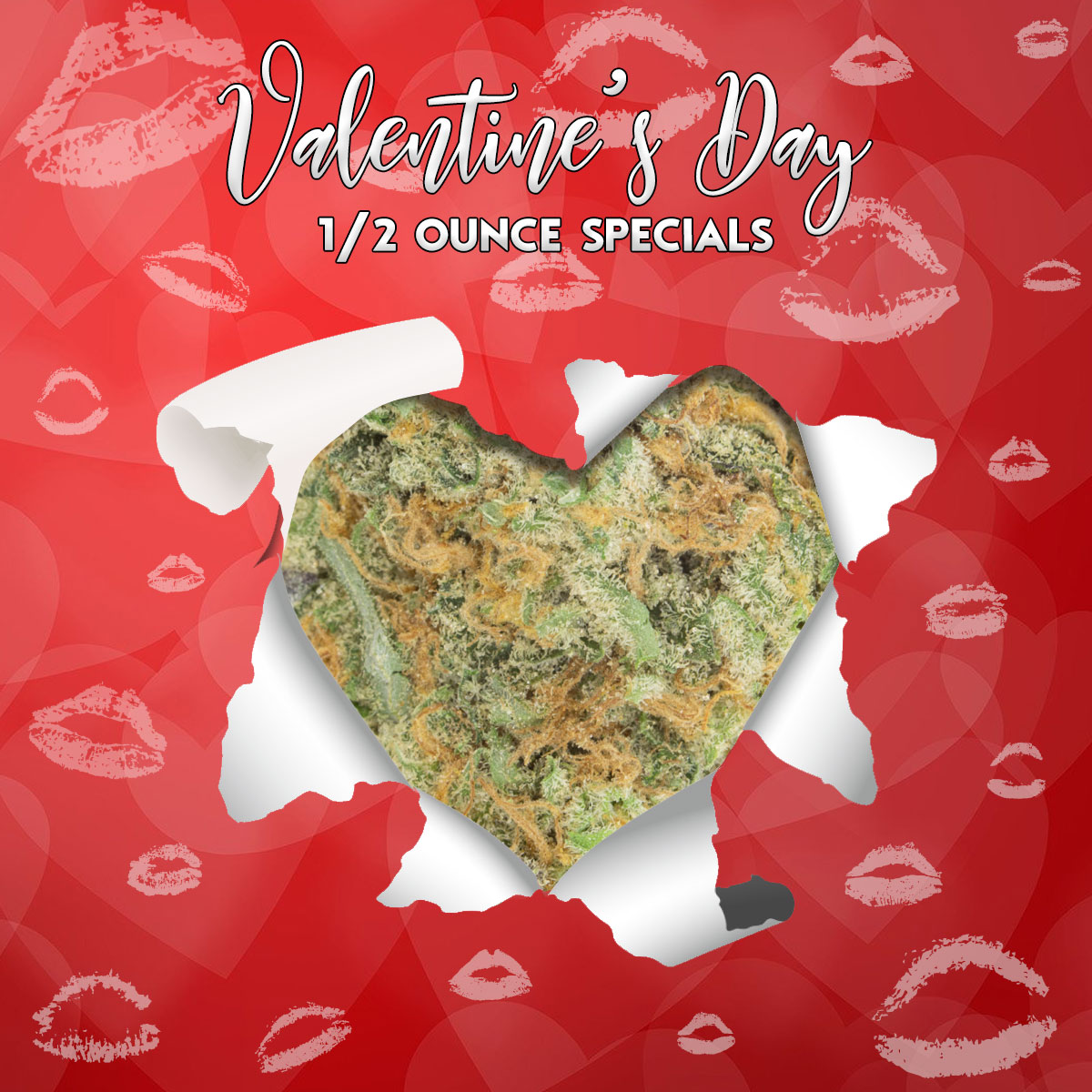 Valentines Day 1/2 Ounce Specials by Green Society - Image © 2018 Green Society. All Rights Reserved.