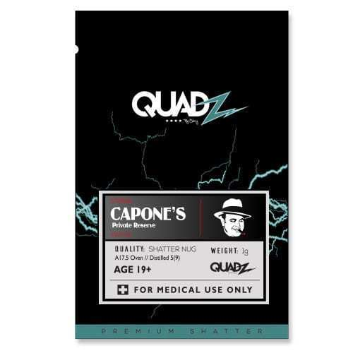 Quadz Capones Private Reserve by Kana Post - Image © 2018 Kana Post. All Rights Reserved.