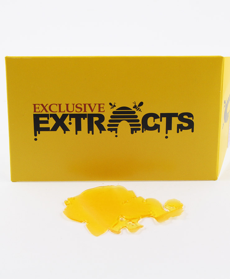 Shatter (Exclusive Extracts) Various Strains by MJN Express - Image © 2020 MJN Express. All Rights Reserved.
