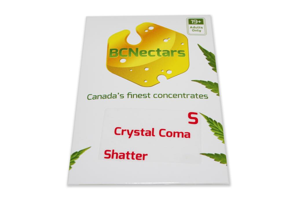 BC Nectars Crystal Coma Shatter by The Chrono - Image © 2018 The Chrono. All Rights Reserved.