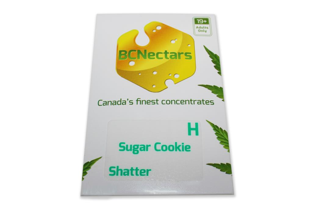 BC Nectar Sugar Cookie Shatter by The Chrono - Image © 2018 The Chrono. All Rights Reserved.