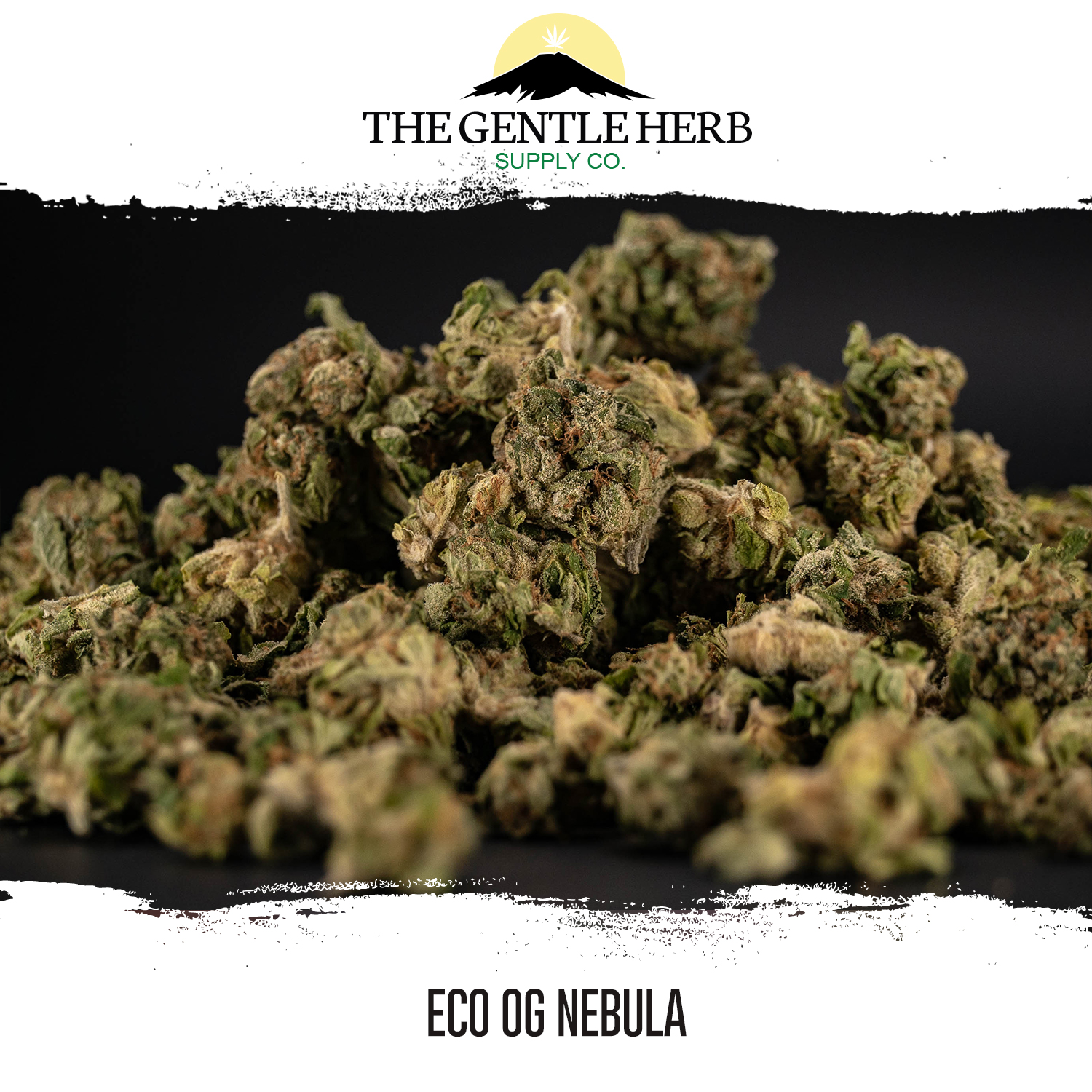Eco OG Nebula 28g by The Gentle Herb - Image © 2018 The Gentle Herb. All Rights Reserved.