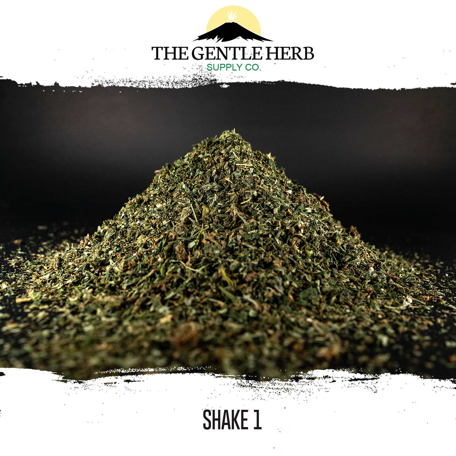 Premium Shake 28g by The Gentle Herb - Image © 2018 The Gentle Herb. All Rights Reserved.