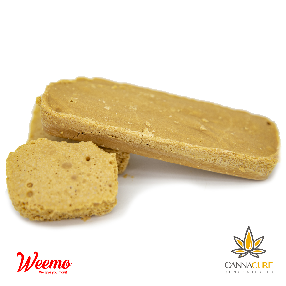 Cannacure Budder by Weemo - Image © 2019 Weemo. All Rights Reserved.