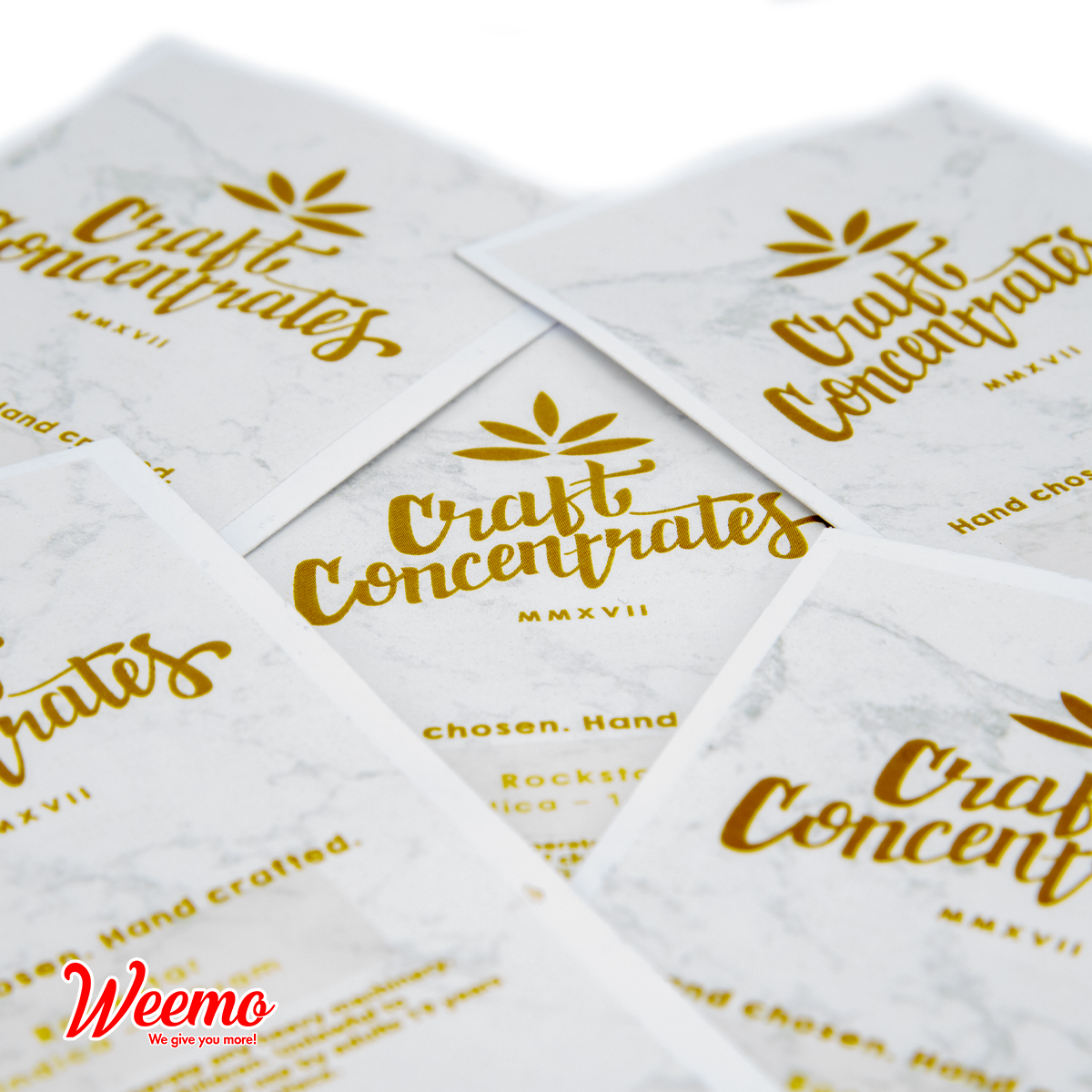 Craft Concentrates Shatter by Weemo - Image © 2020 Weemo. All Rights Reserved.