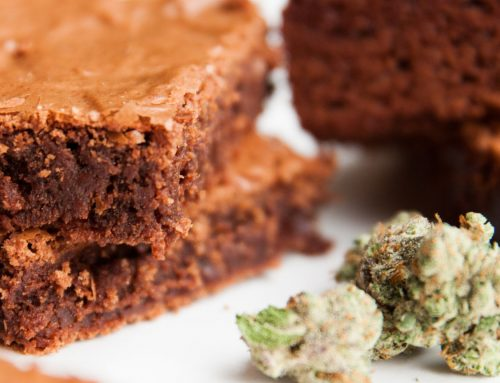 The Only Pot-Brownie Recipe You'll Ever Need